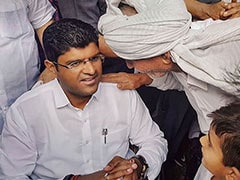 Families United, Parties Different: Dushyant Chautala After Father, Brother Meet