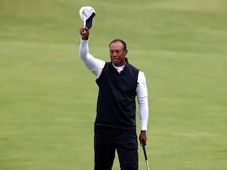 कुछ ऐसे  Tiger Woods ने की 54 साल पुराने रिकॉर्ड की बराबरी