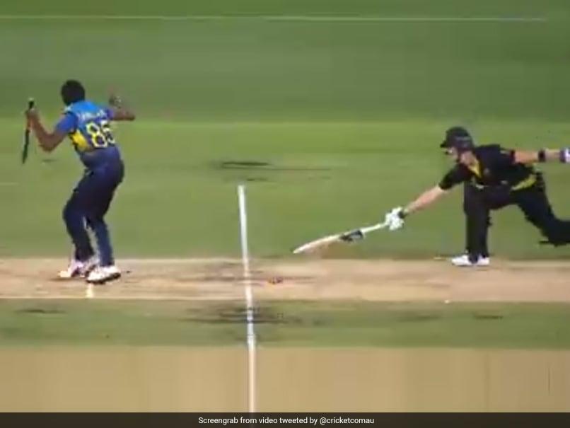 Australia vs Sri Lanka: Sri Lanka Bowler