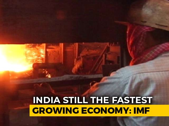 Video : IMF Cuts India's Growth Forecast, Still Fastest Growing Economy