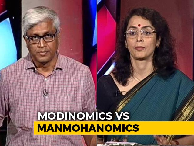 Video : <i>Politically Incorrect</i>: 'Modinomics' vs 'Manmohannomics'