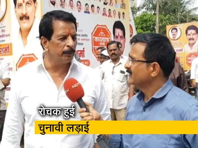 Videos : चुनाव मैदान में उतरे एनकाउंटर स्पेशलिस्ट प्रदीप शर्मा