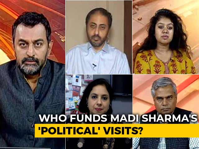 Video : Madi Mystery: Women's Rights Or Political Lobbying?