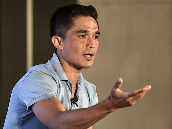 Sunil Chhetri Urges Citizens To Follow WHOs Advice Amid COVID-19 Pandemic