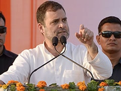 "Rahul Gandhi Says This Leader Is ""The Most Honest Man In The BJP"""