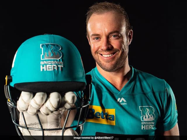 AB de Villiers Joins Brisbane Heat, Will Make Big Bash League Debut