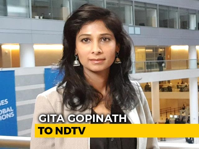 Video : India's Growth Could Return To 7% In 2020: IMF's Gita Gopinath To NDTV
