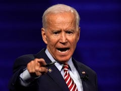 Joe Biden Wins Democratic Nomination To Challenge Trump In November Polls