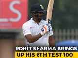 Rohit Sharma Displays Temperament And Ability