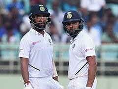 இந்தியா vs தென்னாப்பிரிக்கா டெஸ்ட்: களத்தில் கோலியாக மாறிய ரோஹித் ஷர்மா!