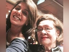 'Loved Her More Than A Mother': Neetu Kapoor Remembers Mother-In-Law Krishna Raj Kapoor On Her First Death Anniversary