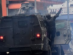 Curfew In Ecuadorean Capital Quito After Violent Anti-Austerity Protests