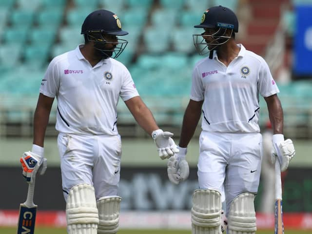 Mayank Agarwal, Rohit Sharma Played Superbly, We Didnt Bowl Badly, Says Keshav Maharaj