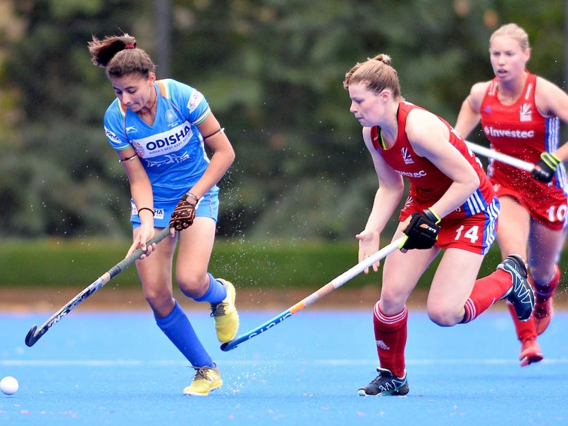 Womens Hockey: India Held To 2-2 Draw By Great Britain In Last Tour Game