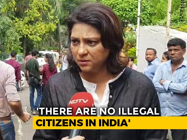 'No Citizen Illegal If He Can Vote': Congress's Priya Dutt On Slums, Rehousing In Mumbai