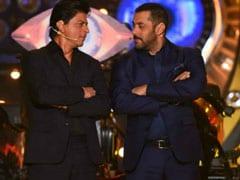Salman Khan's Epic Reaction To Shah Rukh Khan's Diwali Party Heroics, The Internet Loves It