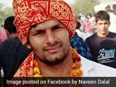 Haryana Assembly Election 2019: Naveen Dalal, Accused Of Attacking Umar Khalid, Is Shiv Sena's Candidate From Bahadurgarh