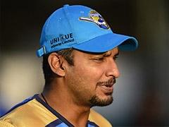 Kumar Sangakkara To Captain MCC Against Essex