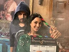 <i>Bhool Bhulaiyaa 2</i>: Kartik Aaryan And Kiara Advani's Film Goes On Floors