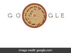 Google Doodle Celebrates Belgian Physicist Joseph Plateau