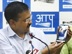 """Arvind Kejriwal Launches AK App To """"Share The Truth"""""""
