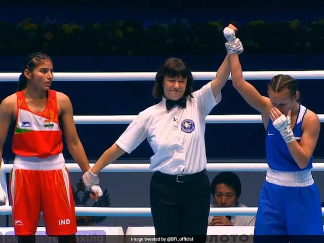 World Women Boxing: Manju Rani is contended with Silver as loses in Final, but...