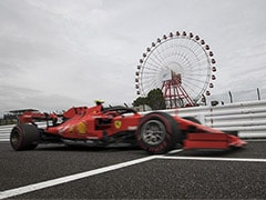 Typhoon-Hit Japanese Grand Prix Qualifying Rescheduled To Sunday