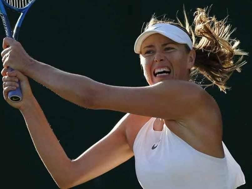 Injury-Dogged Maria Sharapova Commits To 2020 Tennis Return