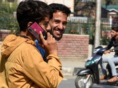 4G Mobile Internet Services Restored In 2 Districts Of J&K As A Trial