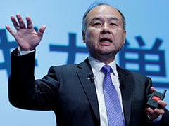 "SoftBank CEO Masayoshi Son Says ""Embarrassed And Flustered"" By Track Record: Report"