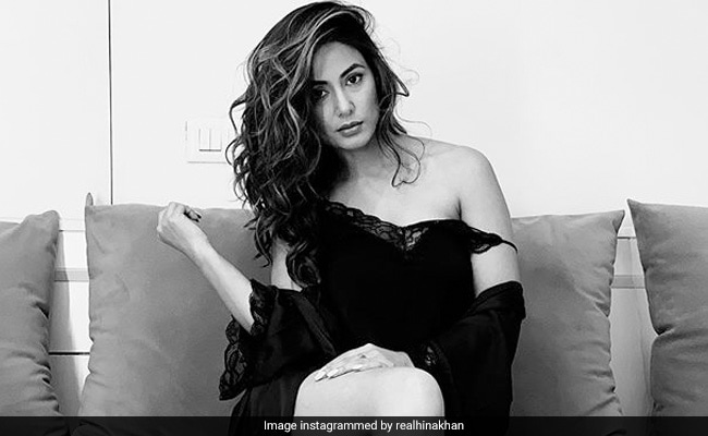 From Bigg Boss To International Projects, Hina Khan Says 'Entertainment Happened By Chance'