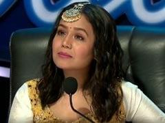 इंडियन आइडल में ऑडिशन देने आए कंटेस्टेंट ने नेहा कक्कड़ को जबरन किया किस
