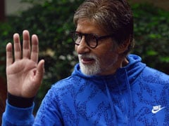 Amitabh Bachchan Goes Home With Son Abhishek And Wife Jaya Bachchan Three Days After Hospitalisation