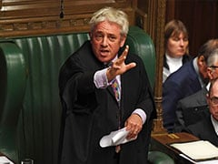 "Britain Speaker Yelled ""Order! Order!"" Over 14,000 Times During His 10-Year Tenure"