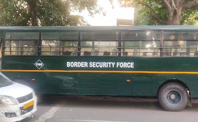 Woman Killed As BSF Bus Hits Scooter At Delhi's Lodhi Flyover, 2 Injured