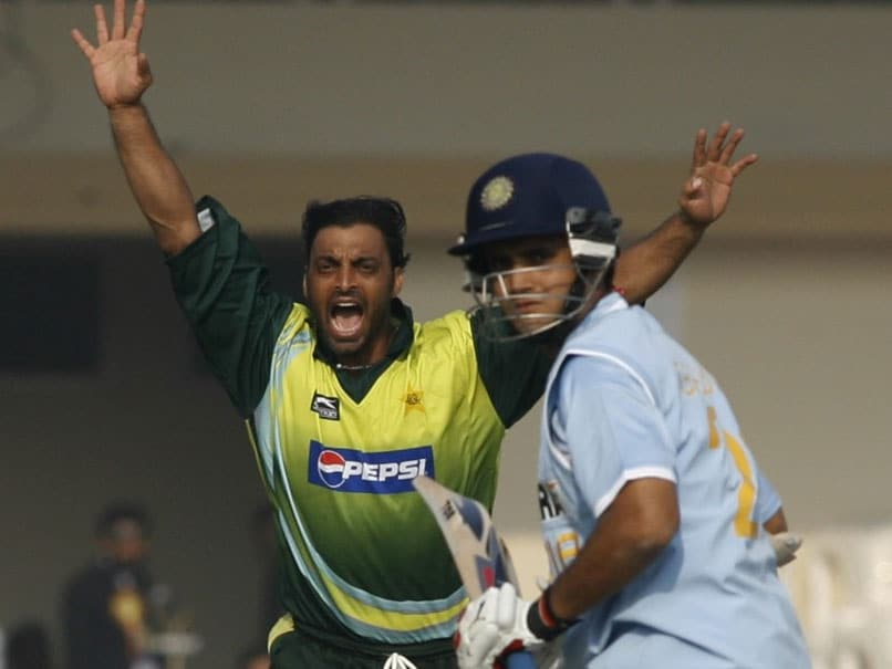 """""""Great Leader"""": Shoaib Akhtar On Decision To Make Ganguly BCCI Chief"""