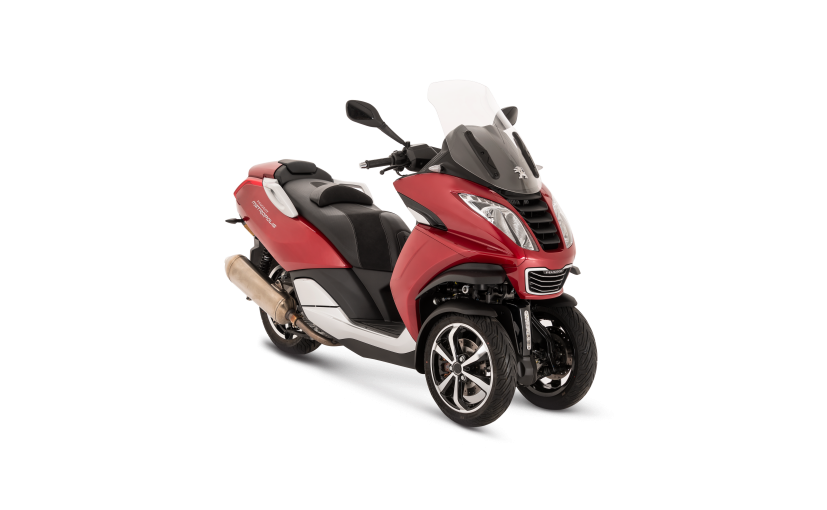 Mahindra Two-Wheelers Acquires 100 Per Cent Stake In Peugeot Motorcycles