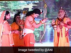 Parashurama To Indra, BJP Leaders Essay Ramayana Characters In Ramlilas