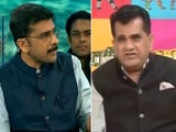 "Video : ""Need To Recycle Plastic Again And Again"": NITI Aayog Chairman Amitabh Kant On Cleanliness Mission"