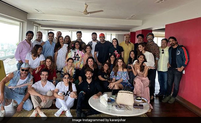 Inside Farah Khan's Starry Sunday Lunch With Shweta Bachchan Nanda, Malaika Arora And Others. See Pics