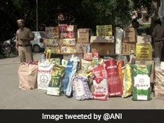 Man, With Around 700 Kg Illegal Firecrackers, Arrested In Delhi
