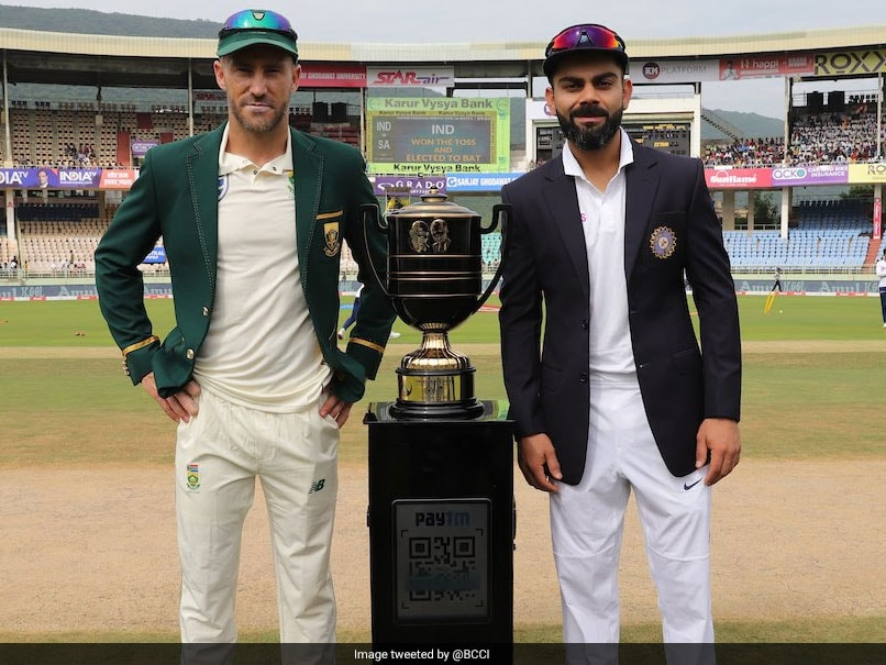 India vs South Africa: Virat Kohlis Hilarious Reaction To South Africas Proxy Captain At Toss. Watch Video