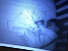 """Mum Freaks Out On Seeing """"Ghost Baby"""" In Son's Crib. It Turns Out To Be..."""