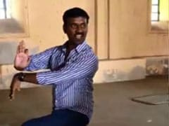 Tamil Nadu Tour Guide's Dance And Expressions Win Over Internet. Watch