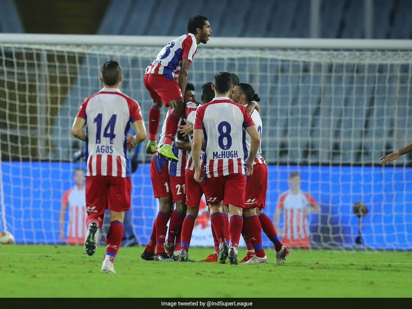 ISL 2019, ATK vs Hyderabad Highlights: ATK Beat Hyderabad FC 5-0 In Their First Home Game
