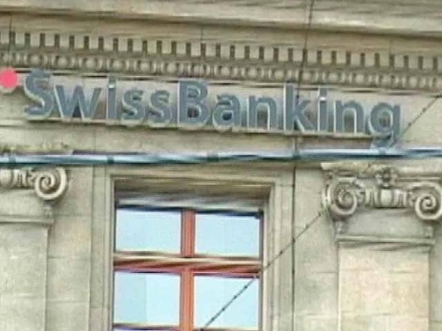 Video : India Gets First Chunk Of Data On Swiss Bank Account Holders