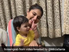 Sania Mirza Celebrates Son Izhaan