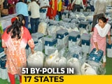 Video : Bypolls For 51 Assembly, 2 Lok Sabha Seats Across 17 States, 1 UT Today