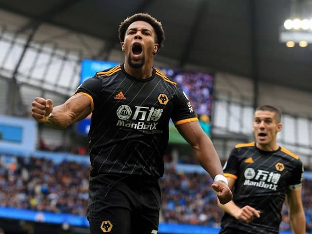 Manchester City vs Wolves: Manchester Citys Premier League Title Defence Rocked By Wolves