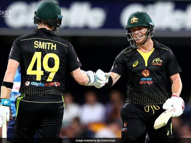 David Warner shines again, Australia beats Sri Lanka in 2nd T20I